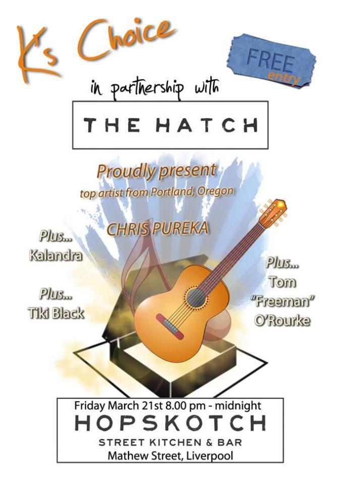 Hatch March 2014