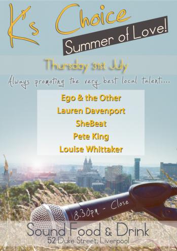 july 31 flyer sound