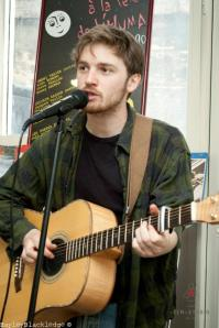 A K's Choice acoustic favourite, Thom Morecroft